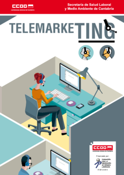 Thumb folleto. telemarketing