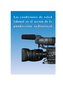 Thumb condiciones salud laboral sector audiovisual